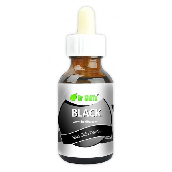 Dr.Shiffa Black Ekstrakt Damla 50cc