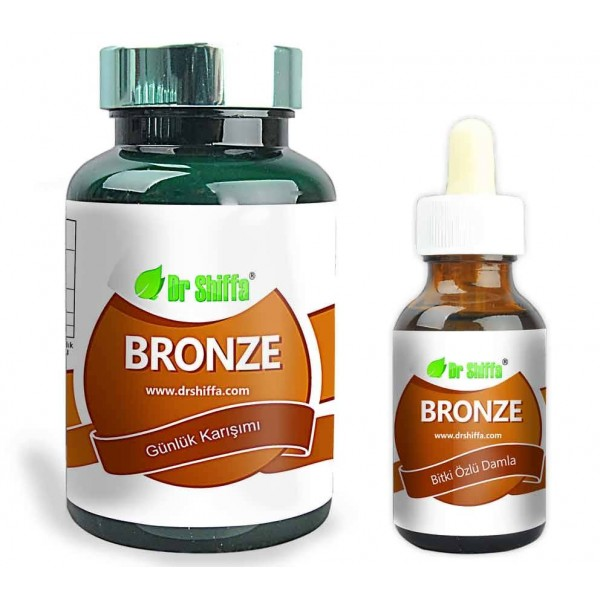 Dr.Shiffa Bronze Set