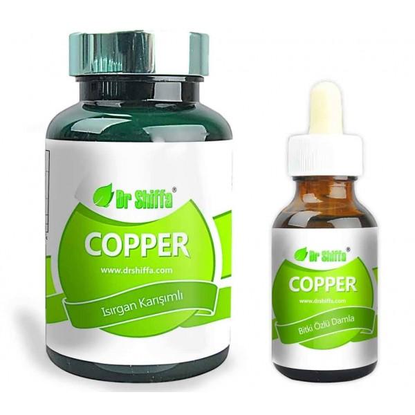 Dr.Shiffa Copper Set