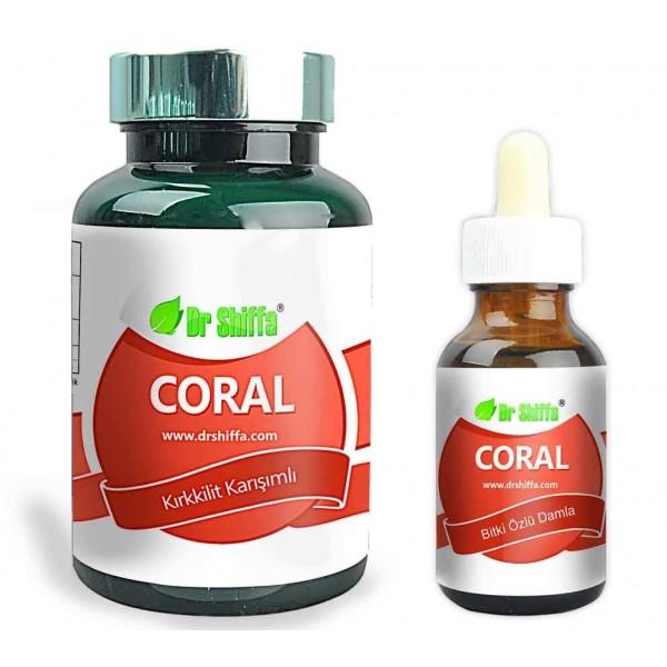 Dr.Shiffa Coral Set