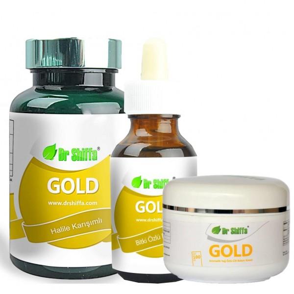 Dr.Shiffa Gold Set