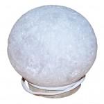 Küre Şekilli Doğal Kaya Tuzu Lambası 6-7Kg
